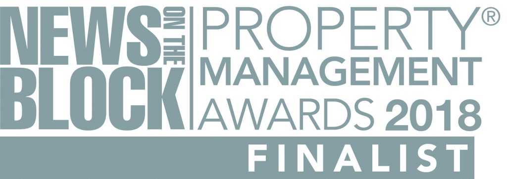 Best managing agent finalistin the Property Management Awards Clear Building Management